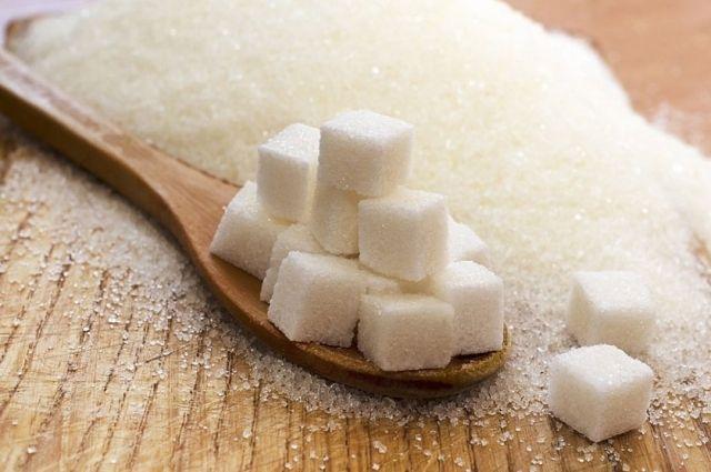 Украина нарастила экспорт сахара вдевять раз