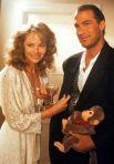 В 1990 году актёр сыграл главную роль в фильме «Смерти вопреки» со своей женой Келли ЛеБрок.