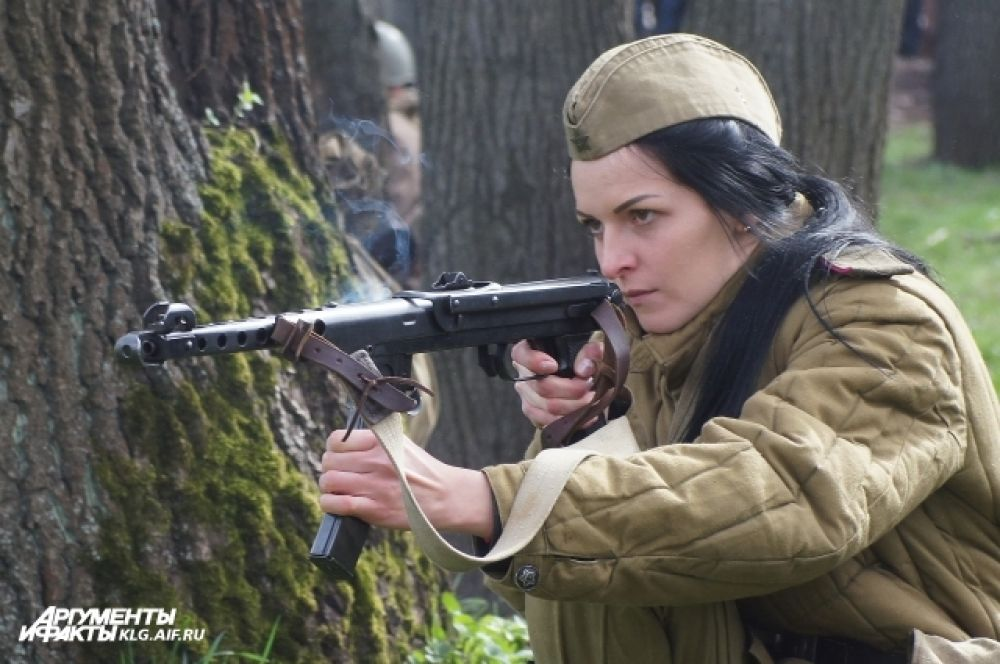 Цена этого штурма - тысячи жизней советских бойцов.
