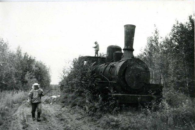 На Ямале публике представили ранее не известные фото и артефакты с 501-й стройки.