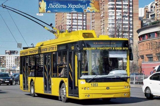 На Пасху в Киеве работа общественного транспорта будет продлена