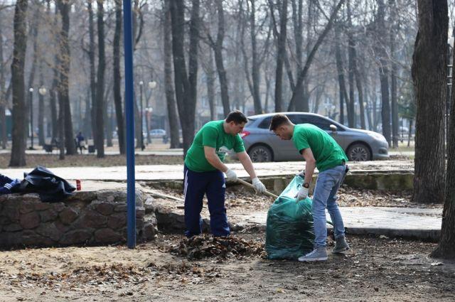 Названы места вЯрославле, где пройдут субботники в«Чистый четверг»
