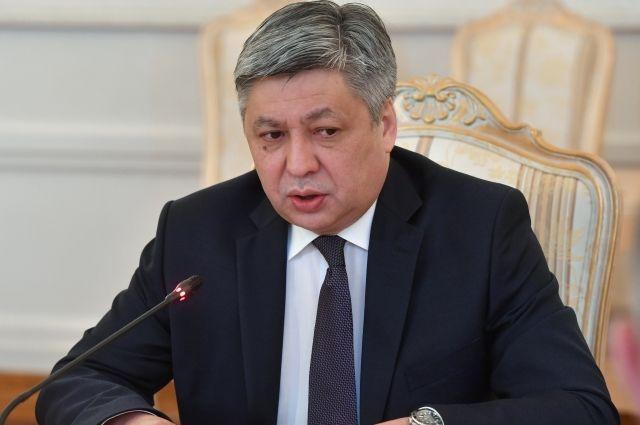 владимир путин наградил орденом дружбы главу мид киргизии