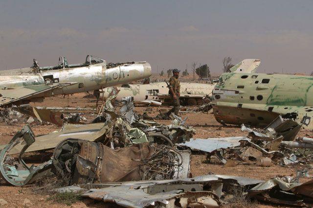 США неисключают новых ударов поСирии