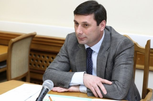 Заместитель председателя Правительства Дагестана Билал Омаров