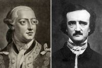 Георг III и Эдгар По.