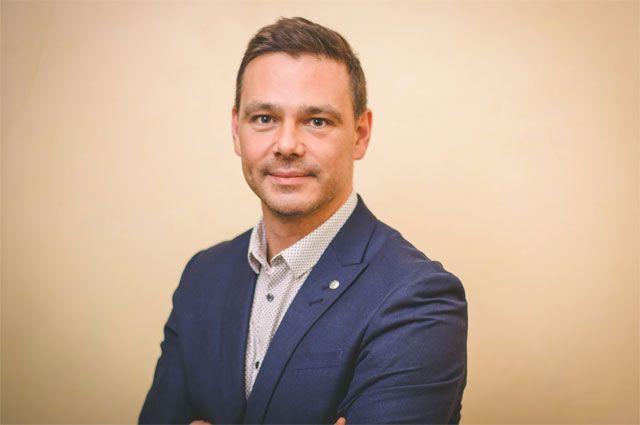 Сергей Губанов.