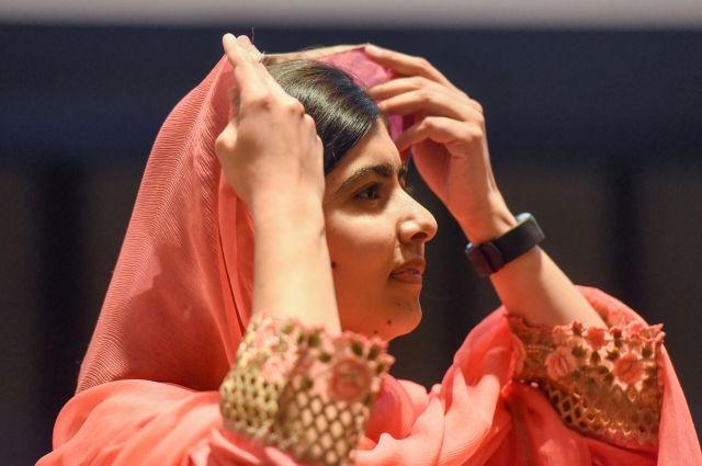 Малала Юсуфзаи стала самой молодой посланницей мира ООН