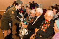 Ветераны попросили поддержать материально тружеников тыла.