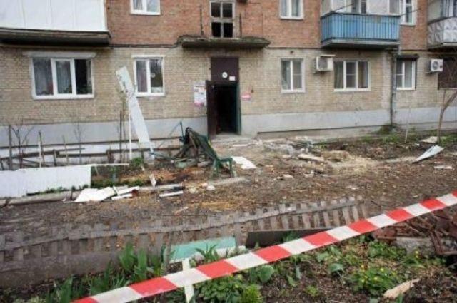 ВТаганроге жителям пострадавшего отвзрыва газа дома начали оплачивать компенсации