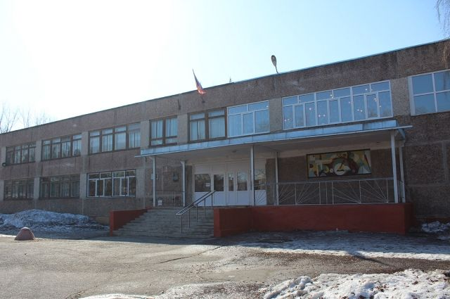 Школа участвует с проектом в конкурсе фонда Прокопьева