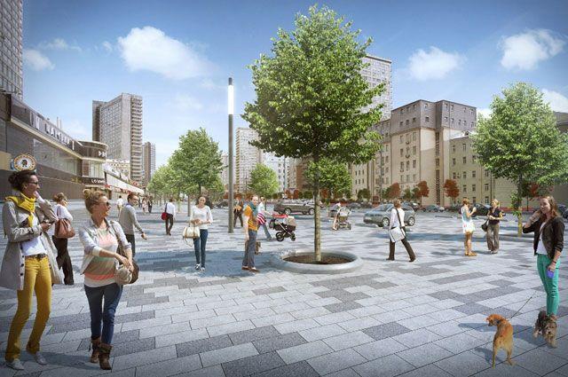 В прошлом году по программе «Моя улица» благоустроили Новый Арбат, а в этом преобразят примыкающие к нему бульвары -  Никитский и Гоголевский.