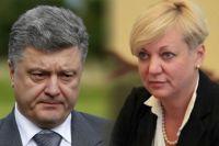 Порошенко ждет аргументов от Гонтаревой