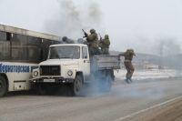 Тренировки для ФСБ - дело обычное, ведь тяжело в учении - легко в бою.