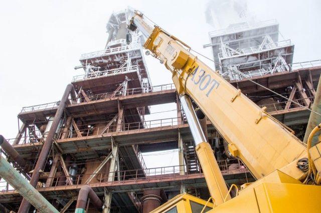 Во время ремонта проведут экспертизу промышленной безопасности оборудования цехов.