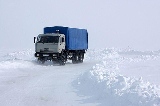 На Ямале закрылся один зимник.