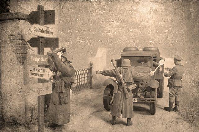 Война перечеркнула спокойную жизнь белорусской деревни