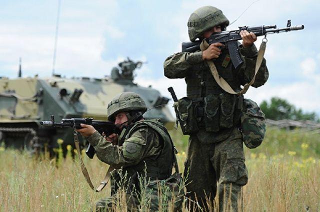 В зоне АТО были ранены пятеро военных