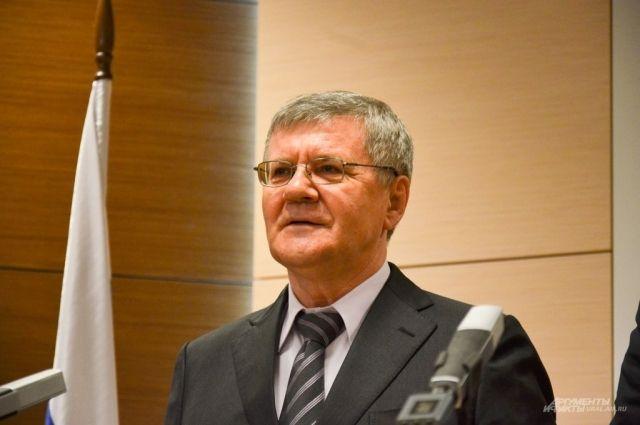 Генеральный прокурор РФ Юрий Чайка проведет совещание вЯрославле