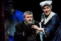 Предприниматель Илья Ройтенберг превратился в отца Фёдора в спектакле «12 стульев».