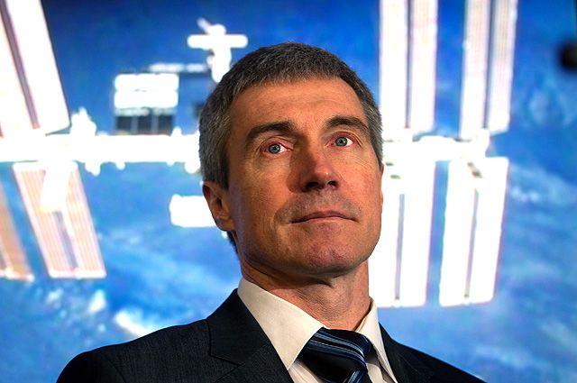 Сергей Крикалёв, космонавт, Герой Советского Союза и Герой России.