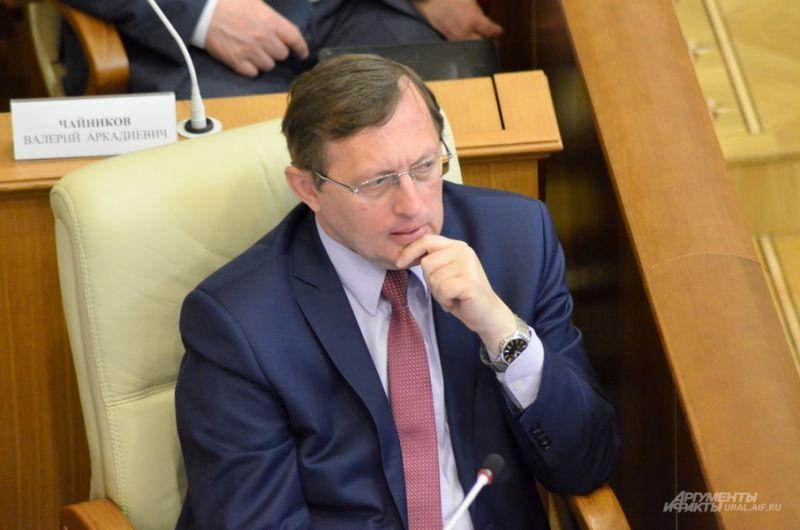 Министр культуры Свердловской области Павел Креков.