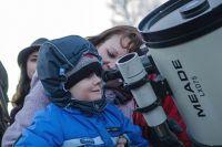 Иркутяне очень активно интересуются космосом.