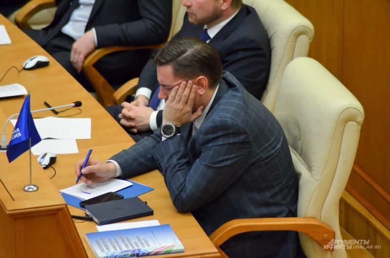 Гендиректор «УГМК-Агро» Илья Бондарев, «Единая Россия».