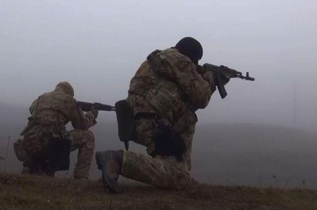 ВДагестане устранили 3-х вооруженных боевиков