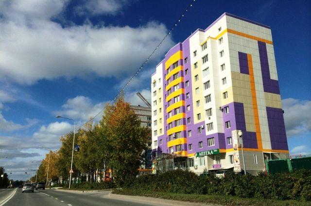 В Нижневартовске строят жилье с опережением графика.