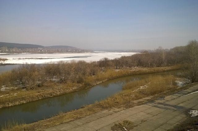 Официальным началом ледохода синоптики называют период в ночь с 11 на 12 апреля.