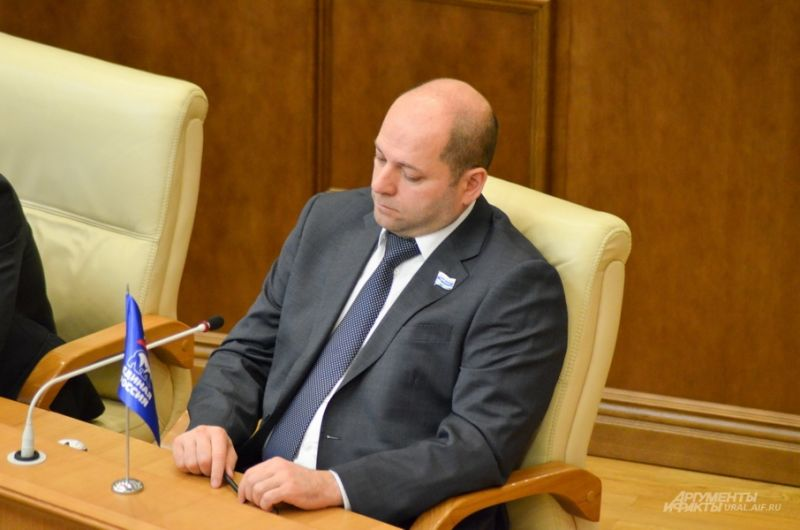 Депутат Илья Гаффнер – автор мема «Надо меньше есть».