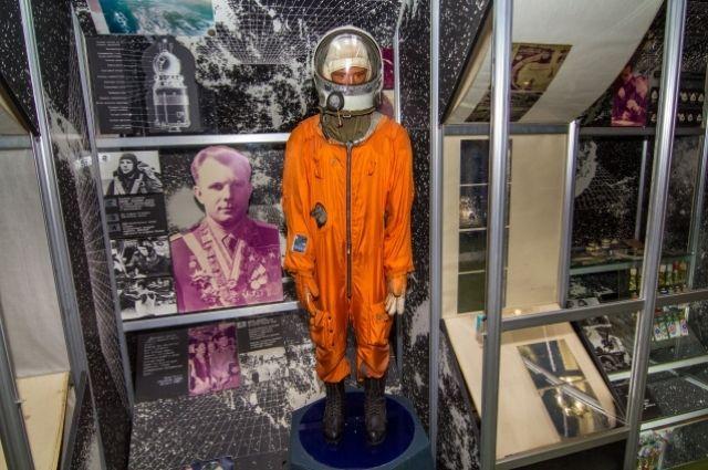 Музей космонавтики в МДЦ Артек.