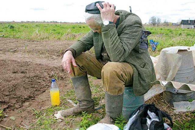 Люди опасаются, что останутся без земли, которая их кормит.
