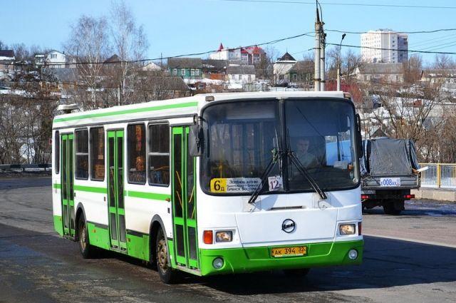 ВБрянске тестируют сервис для отслеживания перемещения автобусов