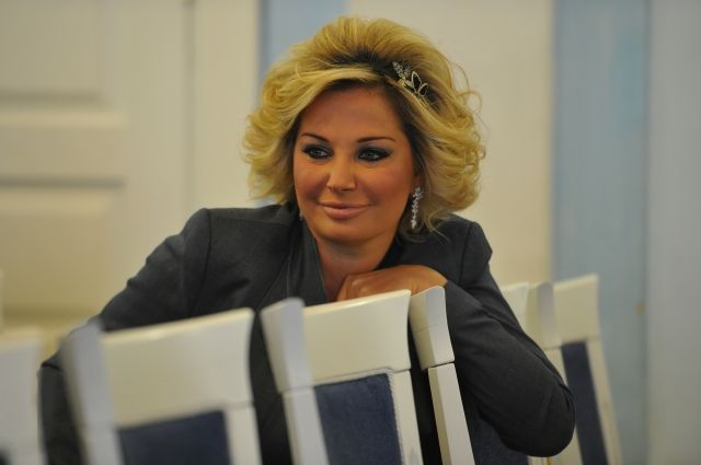 Мария Максакова непринимает участие  в изучении  в России  дела обубийстве мужа
