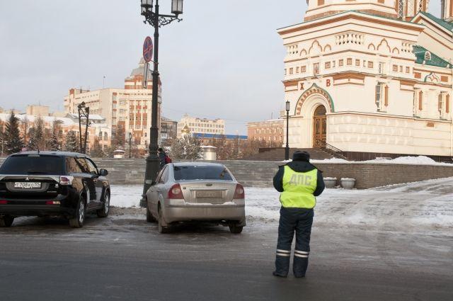 Сотруднии полици оперативно задержали нарушителя.