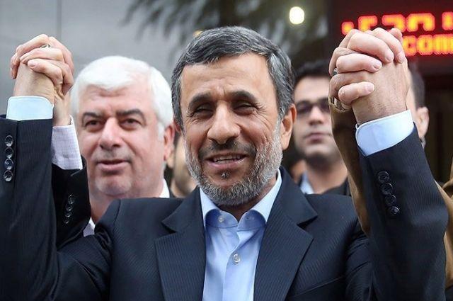 Ахмадинежад зарегистрировался для участия ввыборах президента Ирана