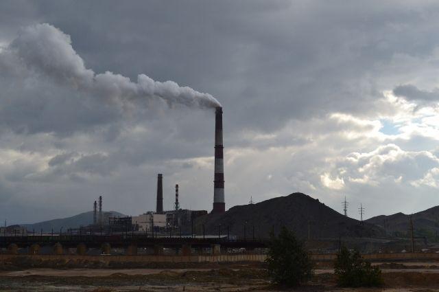 Оборудование проконтролирует выбросы в атмосферу.