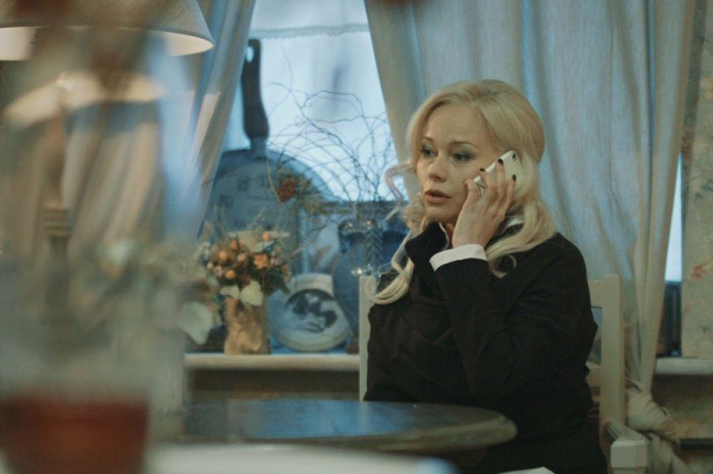 В 2016 году приняла участие в съёмках криминального сериала «Шелест».
