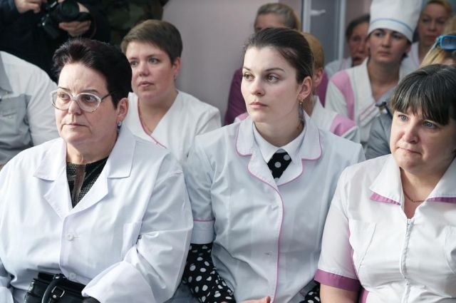 В Советской городской больнице не хватает 50 медработников.