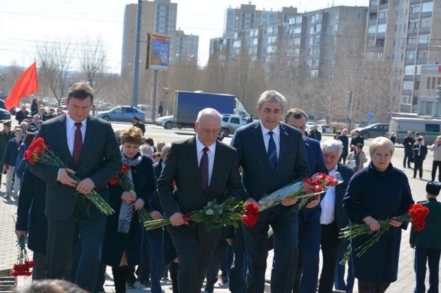 Оренбург встречает День космонавтики