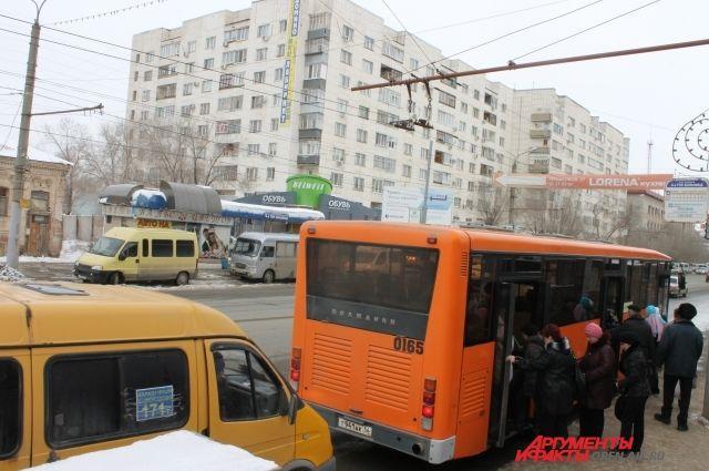 Расписание автобусных маршрутов соблюдается в среднем на 95,5%