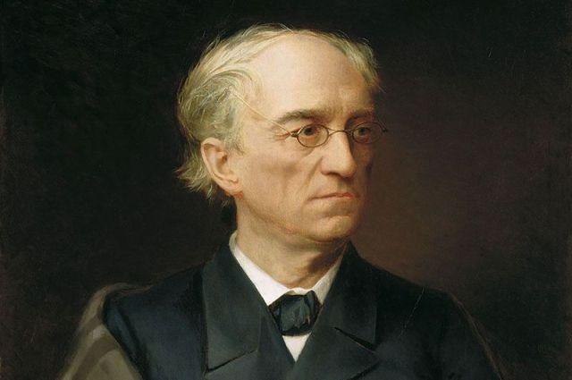 Федор Тютчев.