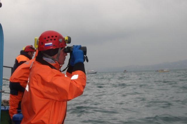 Корабли Тихоокеанского флота ищут наКамчатке пропавший катер