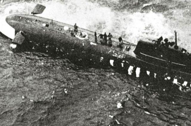 «Гибель» атомной субмарины К-8 стала первой подобной катастрофой в истории отечественного ВМФ.