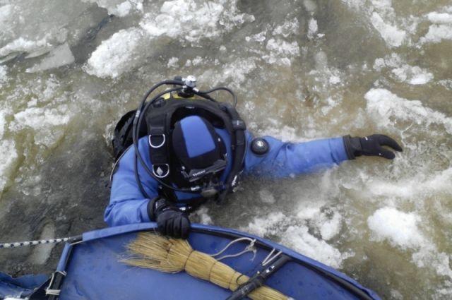 ВКанске вреке Кан потонул 8-летний парень