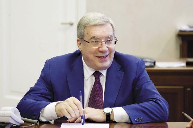 Губернатор распорядился подготовить нормативные правовые акты по созданию министерства до 1 мая.