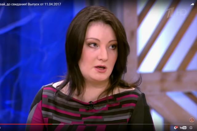 32-летняя кемеровчанка стала героиней «Пусть говорят».
