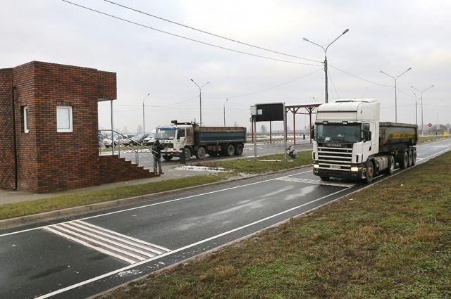 На калининградских дорогах появится 9 станций весогабаритного контроля.